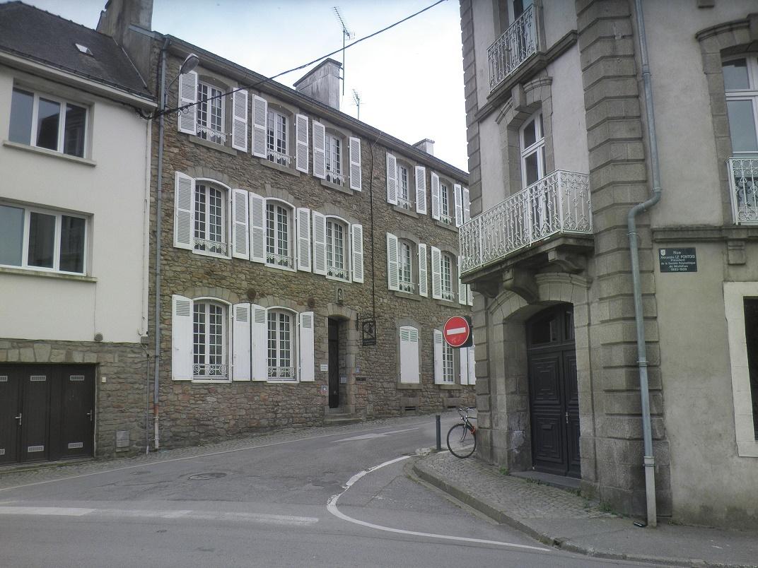 Villa moncalme travers initiation la p che - Villa garenne vannes ...